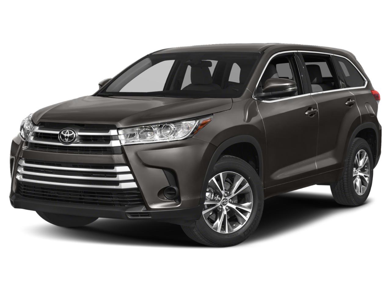 2019 Toyota Highlander LE V6 AWD (NATL) Sport Utility Jamaica NY