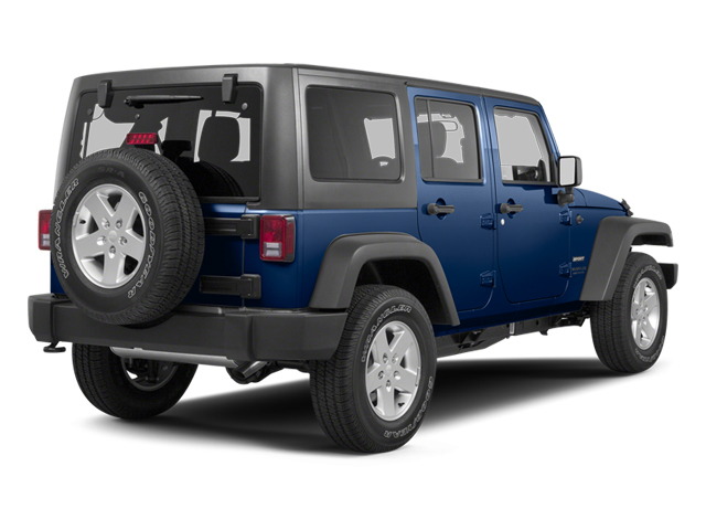 2013 Jeep Wrangler UNLIMITED SAHARA Rocky Mt NC