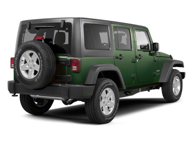 2010 Jeep Wrangler UNLIMITED RUBICON Cary NC