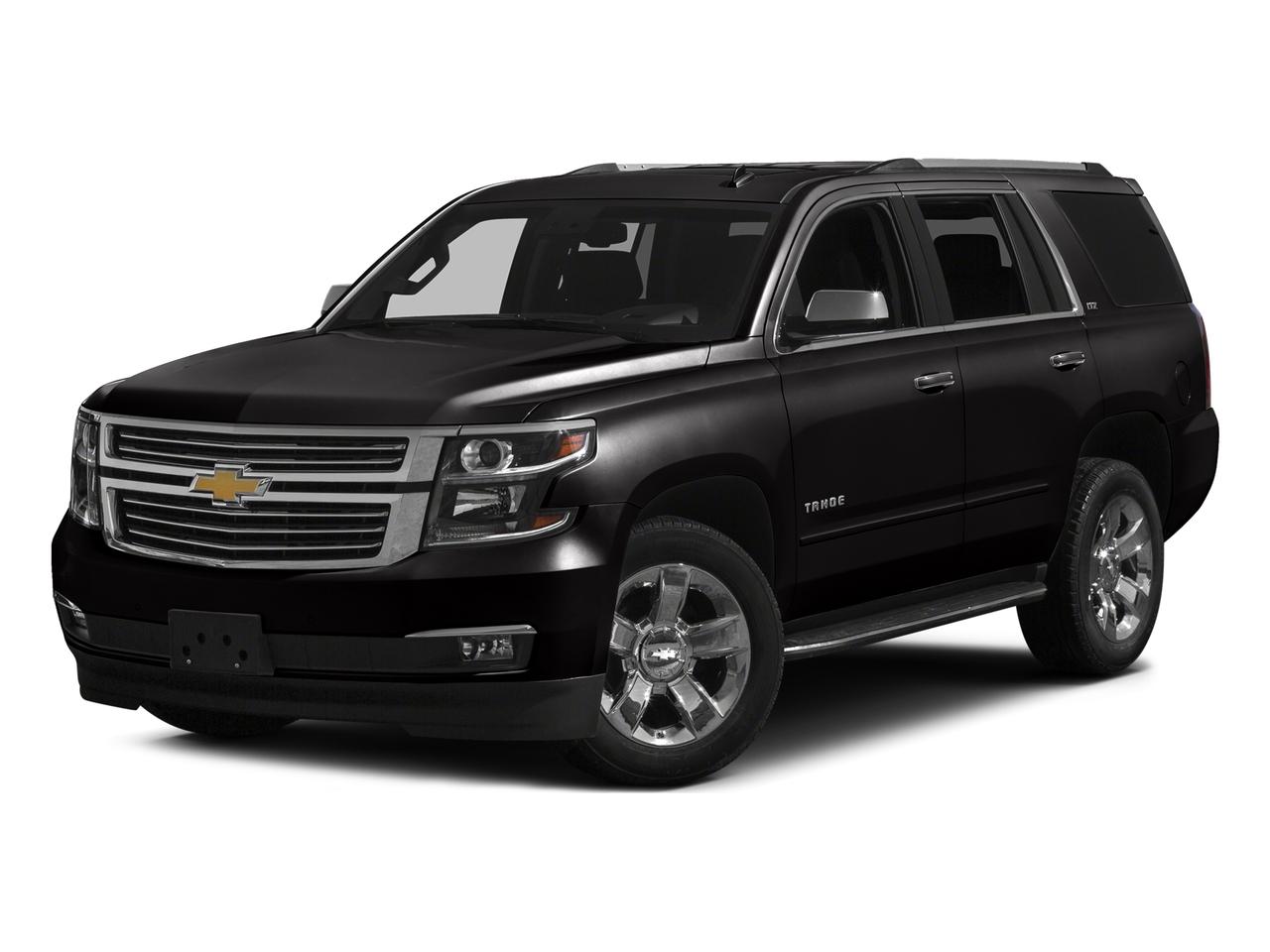 Black 2016 Chevrolet Tahoe LTZ SUV Wake Forest NC