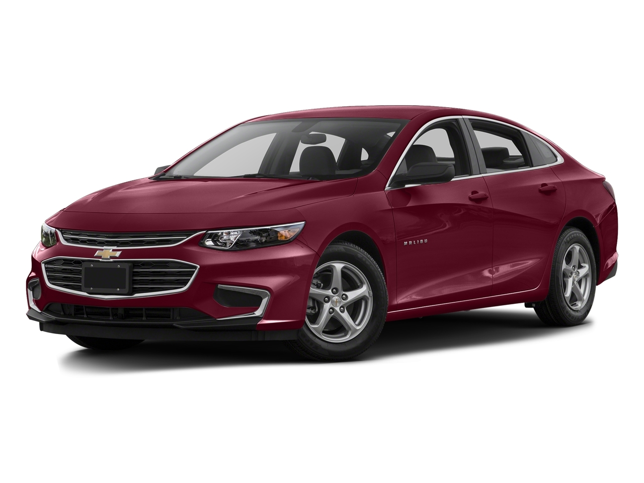 Red Metallic 2016 Chevrolet Malibu LS 4dr Car Lexington NC