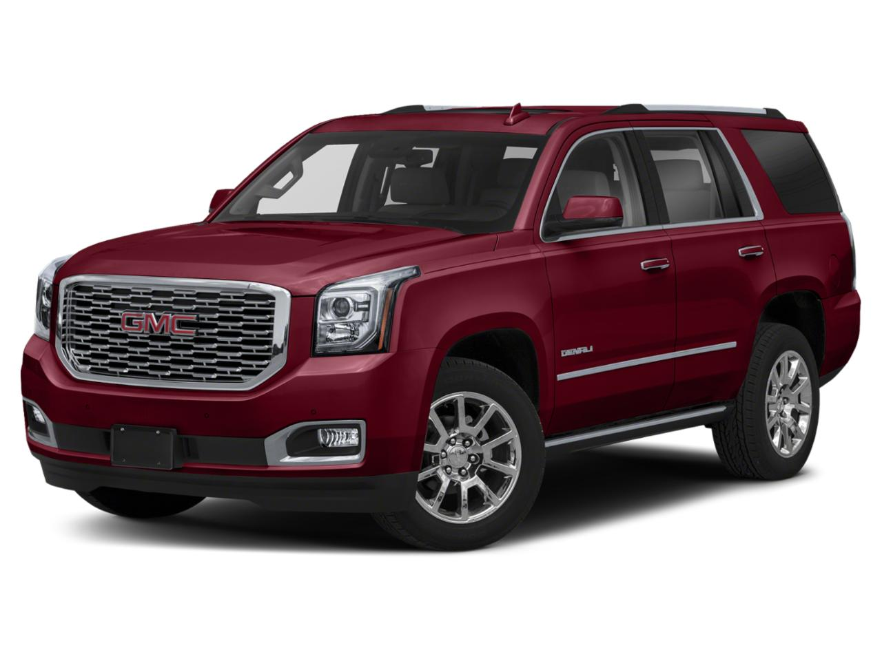 Crimson Red 2020 GMC Yukon DENALI SUV Lexington NC
