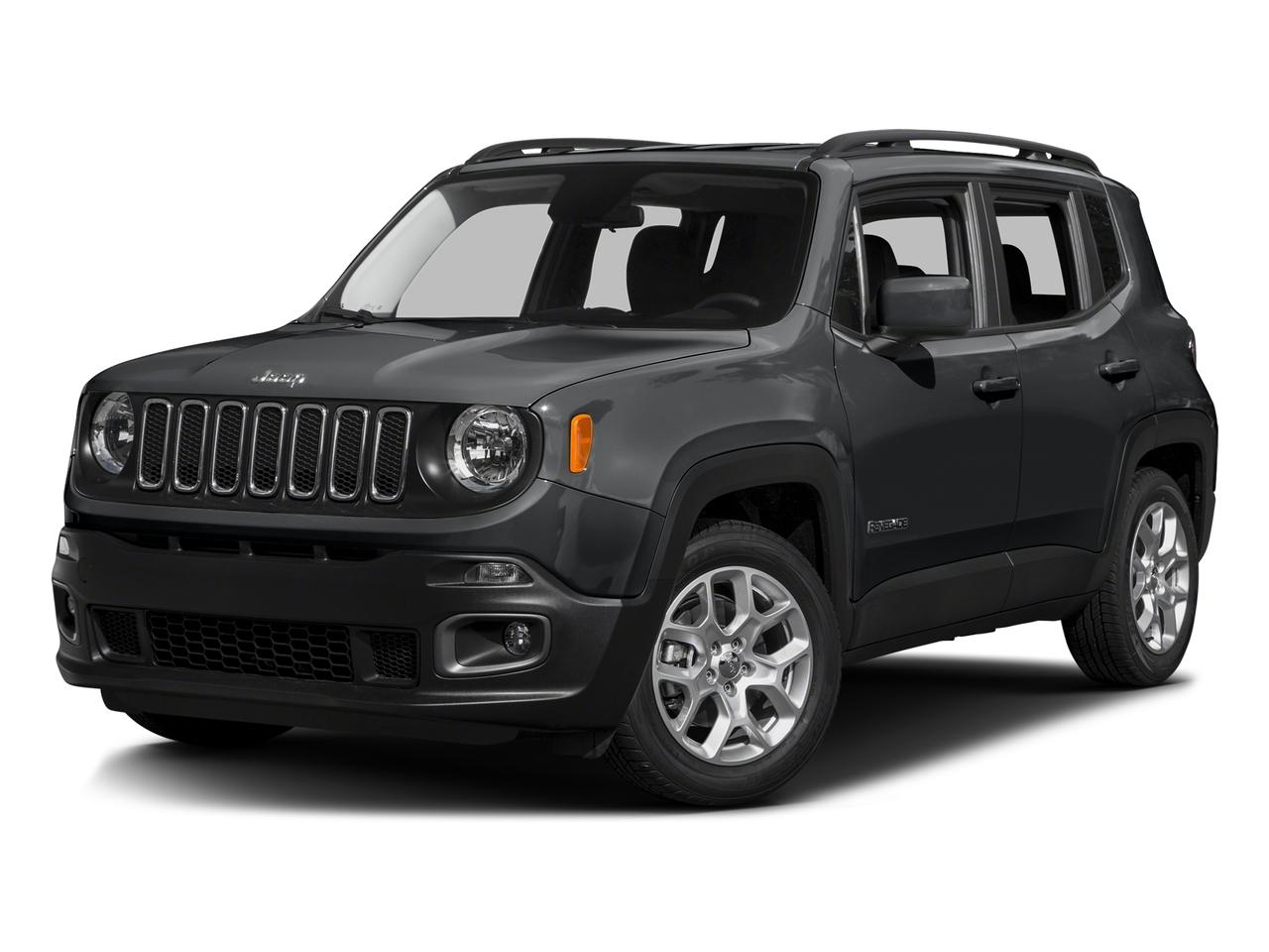 2016 Jeep Renegade LATITUDE Raleigh NC