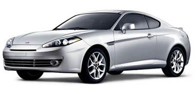 2007 Hyundai Tiburon  - Pearcy Auto Sales