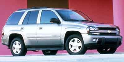 2002 Chevrolet TrailBlazer   for Sale  - 14469B  - C & S Car Company