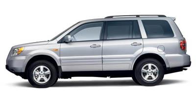 2008 Honda Pilot SE 4WD  - p013095