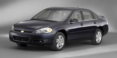 2008 Chevrolet Impala LTZ Sedan Merriam KS