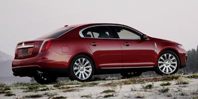 2009 Lincoln MKS AWD  for Sale  - 10185  - Pearcy Auto Sales