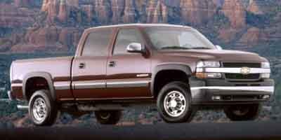 2001 Chevrolet Silverado 2500HD Crew