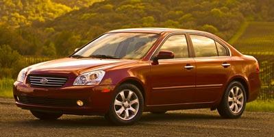 2008 Kia Optima  - Dynamite Auto Sales