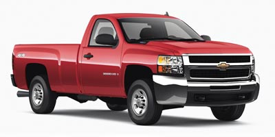 2008 Chevrolet Silverado 2500HD WORK TRUCK Regular Cab Pickup Slide