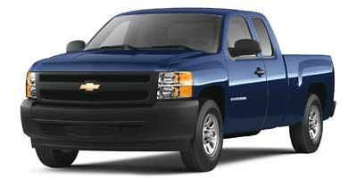 2008 Chevrolet Silverado 1500 Work