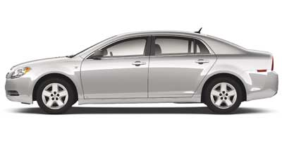 2008 Chevrolet Malibu LS with 1LS