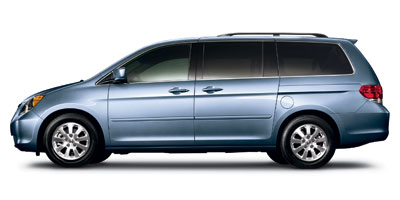 2009 Honda Odyssey Wagon w/RES & Nav  for Sale  - 14989  - C & S Car Company