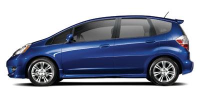2009 Honda Fit SPORT  - 100991