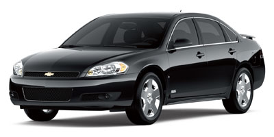 2009 Chevrolet Impala SS  for Sale  - 152556  - Urban Sales and Service Inc.