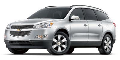 2009 Chevrolet Traverse LTZ  for Sale  - 10133  - Pearcy Auto Sales