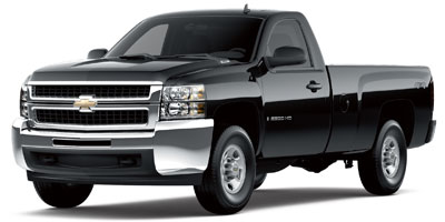 2009 Chevrolet Silverado 2500HD Work Truck 4WD Regular Cab  for Sale  - C7329A  - Jim Hayes, Inc.