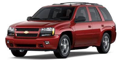 2009 Chevrolet TrailBlazer LT 1LT 4WD  for Sale  - 7701A  - Egolf Motors