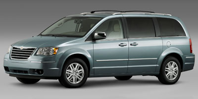 2009 Chrysler Town & Country Wagon LWB  for Sale  - SB5018C  - C & S Car Company