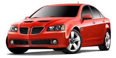 2009 Pontiac G8 GT  - 101106