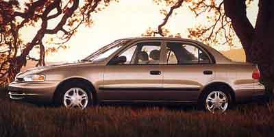 2002 Chevrolet Prizm LSi  for Sale  - AP5032  - Okaz Motors