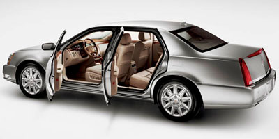 2011 Cadillac DTS Premium Collection  for Sale  - 10193  - Pearcy Auto Sales