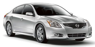 2010 Nissan Altima  - Pearcy Auto Sales