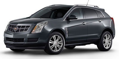 2010 Cadillac SRX 4D SUV FWD  for Sale  - 14969  - C & S Car Company
