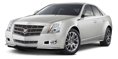 2010 Cadillac CTS PERFORMANCE COLLECTION  - 101439