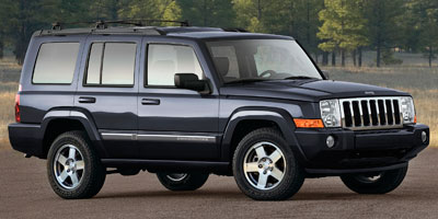 2010 Jeep Commander Sport  - 6951.0