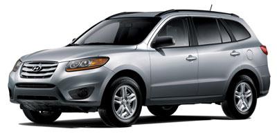 2010 Hyundai Santa Fe GLS 2WD SUV  - B3957