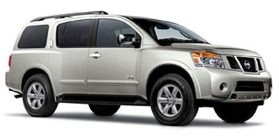 2011 Nissan Armada  - Pearcy Auto Sales
