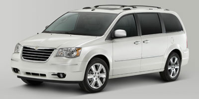 2010 Chrysler Town & Country Touring  for Sale  - 8108A  - Jim Hayes, Inc.