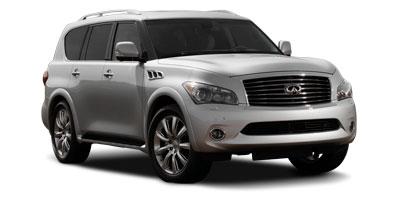 2012 INFINITI QX56 7-passenger