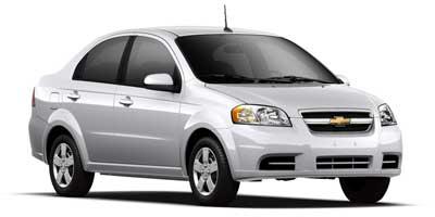 2010 Chevrolet Aveo LS  - 101141D