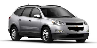 2011 Chevrolet Traverse LT w