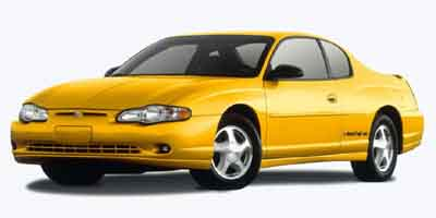 2002 Chevrolet Monte Carlo SS  - 101129