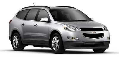 2011 Chevrolet Traverse  - Pearcy Auto Sales