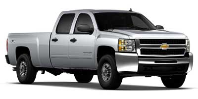 2011 Chevrolet Silverado 2500HD  - McKee Auto Group