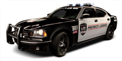 2010 Dodge Charger Police  - 58202