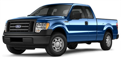 2010 Ford F-150 2WD
