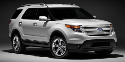 2013 Ford Explorer  - Jensen Ford