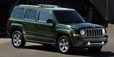 2011 Jeep Patriot SPOR