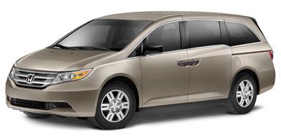 2011 Honda Odyssey 5dr LX