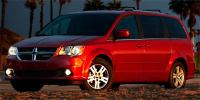 2011 Dodge Grand Caravan Crew  for Sale  - 10220  - Pearcy Auto Sales