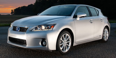 2011 Lexus CT 200h 200h  for Sale  - 7618  - McKee Auto Group