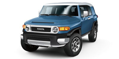 2011 Toyota FJ Cruiser 4WD  for Sale  - X8591A  - Jim Hayes, Inc.