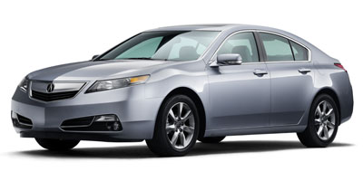 2012 Acura TL 3.5 w/Technology Package 2WD  for Sale  - 82577B  - Egolf Motors