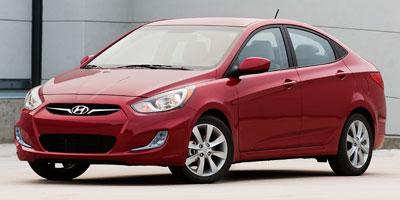 2012 Hyundai Accent 4D Sedan  for Sale  - HY7917A  - C & S Car Company